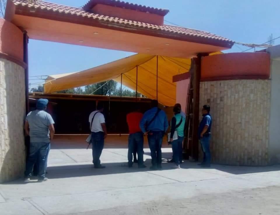 A disparos matan a dos comerciantes en comunidad de Tepeaca