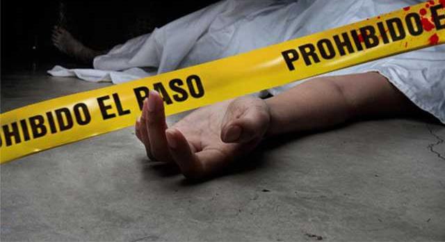 A machetazos matan a un hombre de la tercera edad en Tilapa