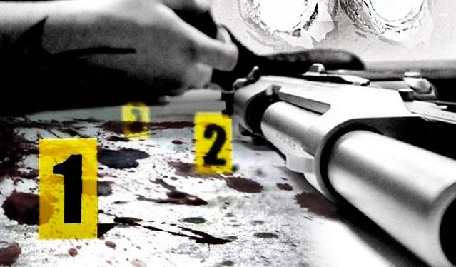 Atacan camioneta sobre la federal a Tepeaca y matan a dos