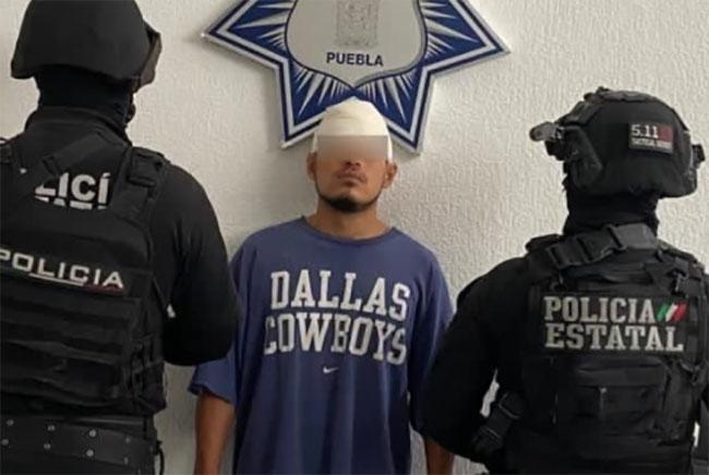 Se tienen identificadas a las bandas delincuenciales en Atlixco: Barbosa