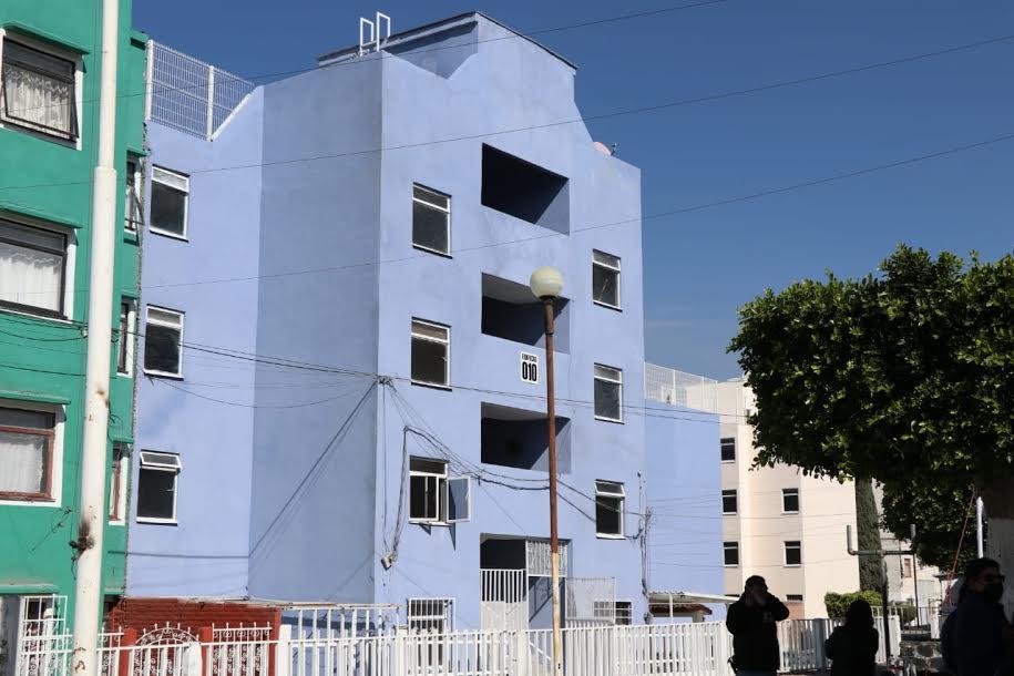 Guillermo Velázquez, Sedatu y Conavi entregan 6 edificios rehabilitados
