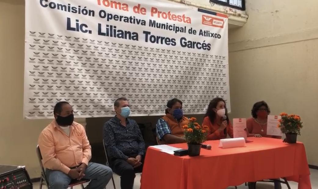 Movimiento Ciudadano no reciclará candidatos para Atlixco