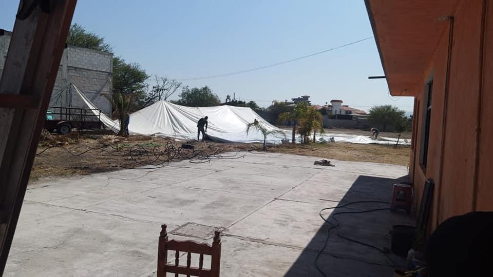 Guardia Nacional suspendió fiesta en Atoyatempan
