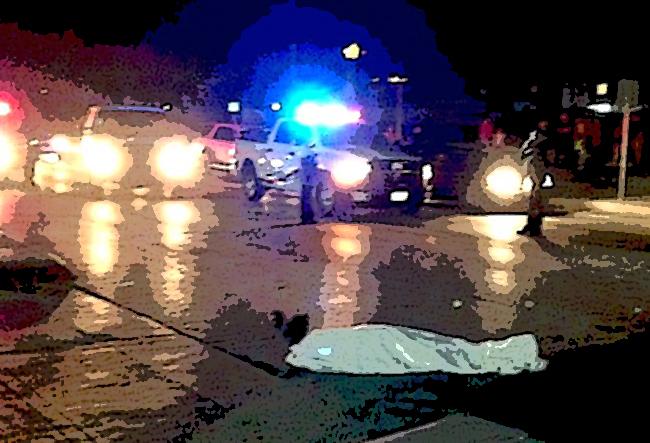 Auto embiste y mata a policía y deja a otro herido en Acatzingo