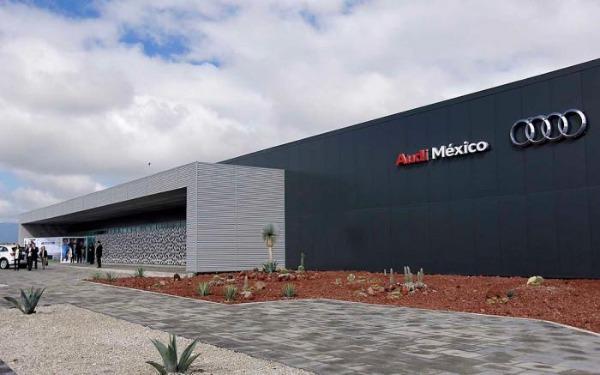 Cobrará Audi a trabajadores su traslado a planta de San José Chiapa