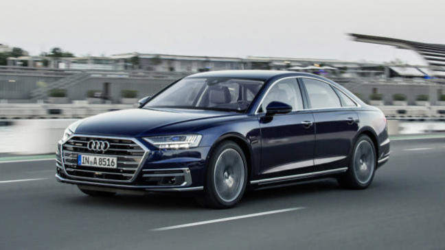 Alerta Profeco por fallas en vehículos Audi A8  y Audi S8