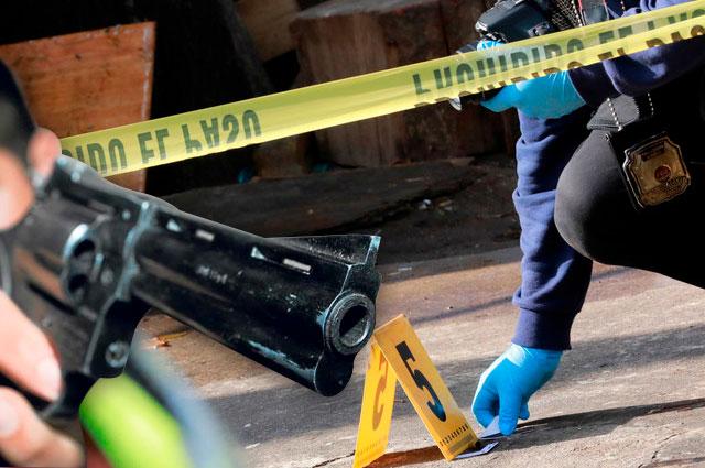 Crimen cobró 433 vidas en primer semestre del año en Puebla