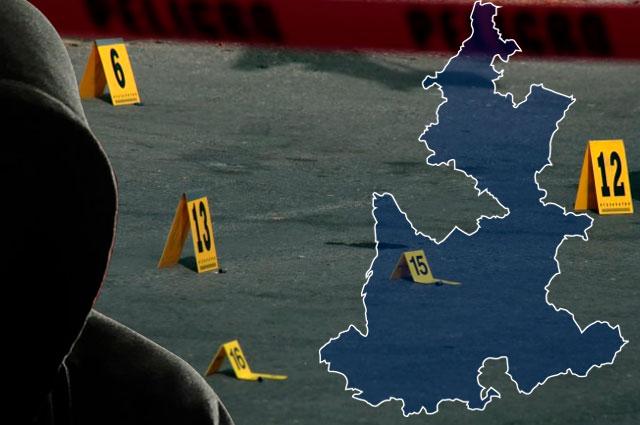 Poblanos, entre feminicidios, descuartizados y víctimas de asaltos