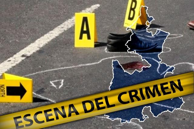 Matan a 9 en Puebla en la semana previa a Fin de Año