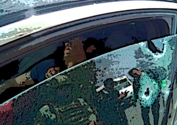 Le dan el tiro de gracia y lo dejan dentro de un auto en Texmelucan
