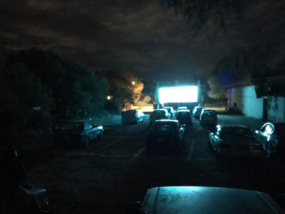 Por Covid sonideros cambian de giro y promueven autocines en Tecamachalco