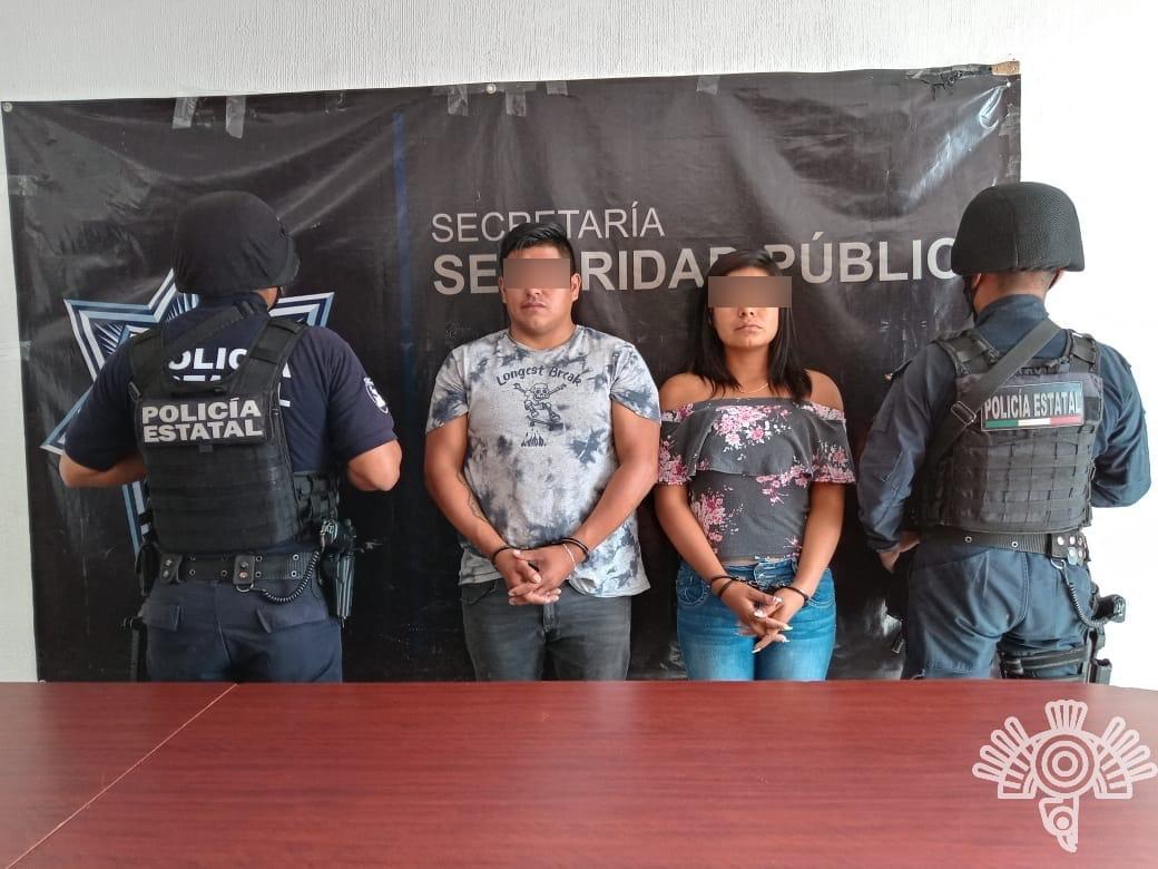 Vendían autopartes robadas en AutoPremium de la 46
