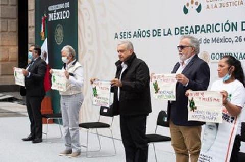 Habrá detenciones de militares por caso el Ayotzinapa: López Obrador