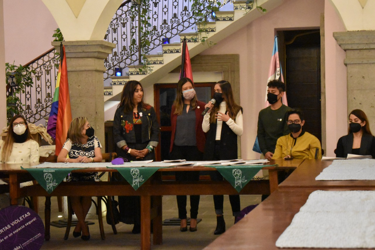 Ayuntamiento de Puebla firma convenios con ONGs para erradicar violencia de género