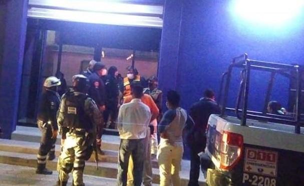 Cazarán a asistentes de Covifiestas en Tehuacán