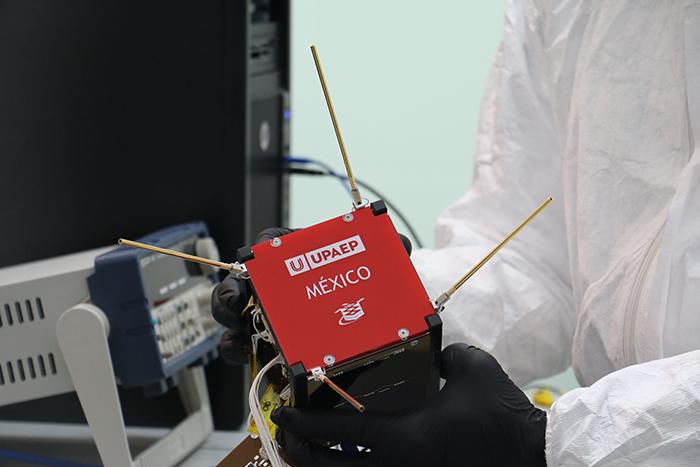 AztechSat-1 UPAEP rompe límites y arranca la era espacial mexicana