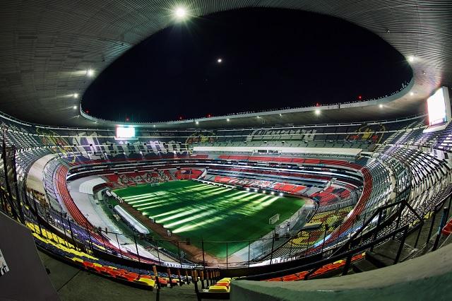 El Cruz Azul y América podrán jugar liguilla con afición en el Azteca