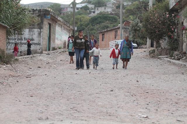 Juntas auxiliares marginadas de Puebla se quedan sin obras en 2019