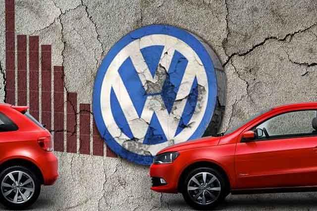 Ventas de VW se desploman 70 por ciento por Covid-19