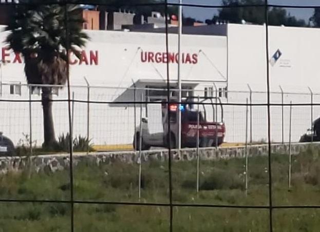 Durante enfrentamiento lesionan a dos policías en Texmelucan
