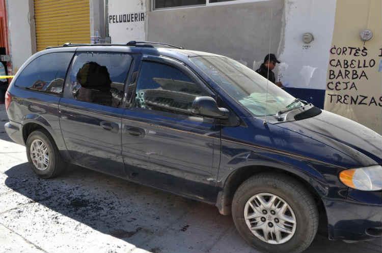 Muere niña de 8 meses en balacera registrada en Acatlán de Osorio