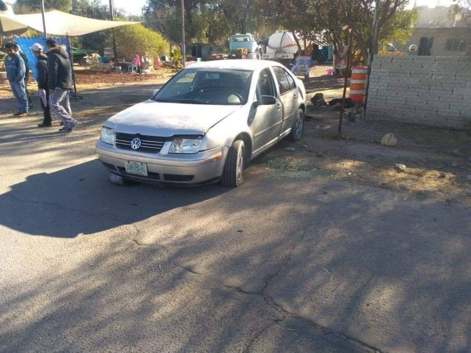 Balacera en Yehualtepec deja un herido