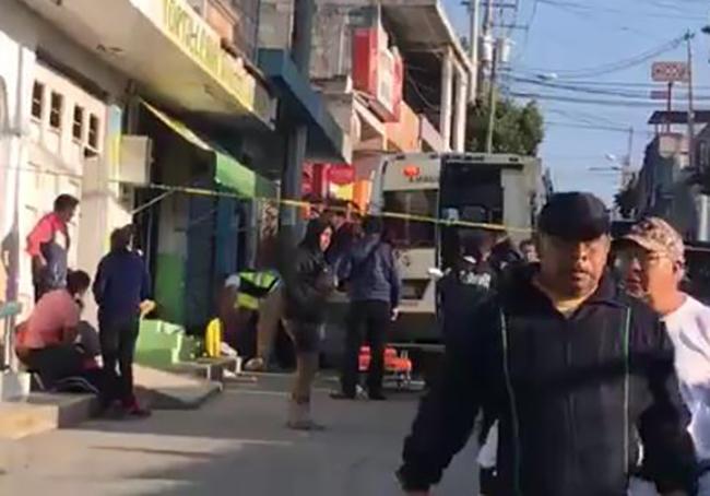 Matan a mujer y se llevan a adolescente en Xochimehuacan