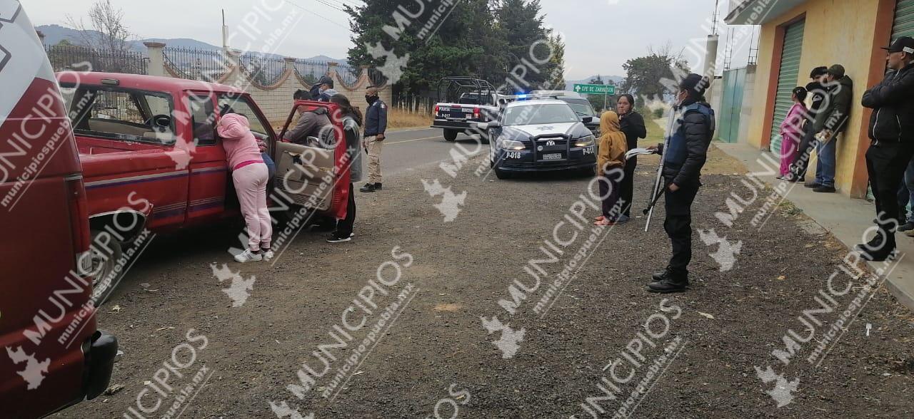 Persiguen y acribillan a joven frente a su casa en Tlahuapan