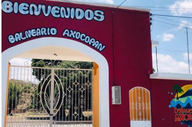 Un año después abrirá sus puertas el balneario de Axocopan, el más popular de Atlixco