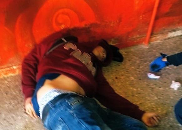 VIDEO Un muerto por balacera en Cholula, cerca de la Udlap
