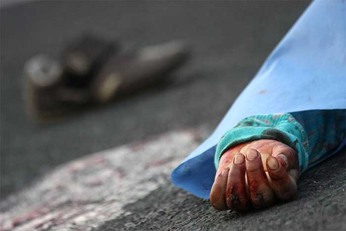 Balean en el pecho a joven en Texmelucan, murió en el trasladado al hospital