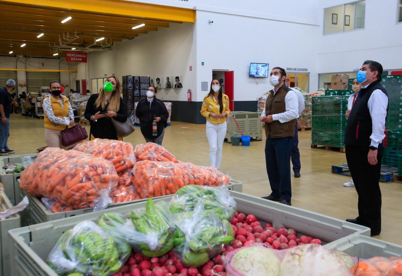 Trabajan Sedif y Banco de Alimentos por comunidades de alta marginación