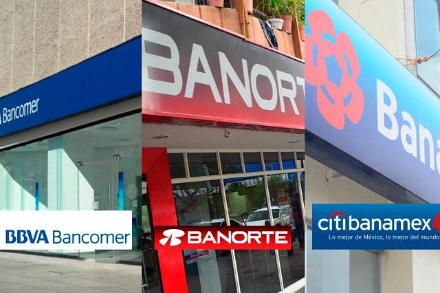 Recuerda que el próximo jueves los bancos no laborarán