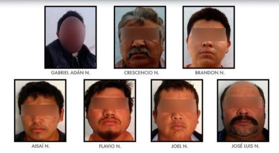Los Richard ejecutaron a policía y comandante en Los Reyes de Juárez