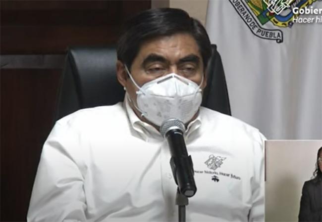 VIDEO Este miércoles Puebla reportó 42 decesos por coronavirus