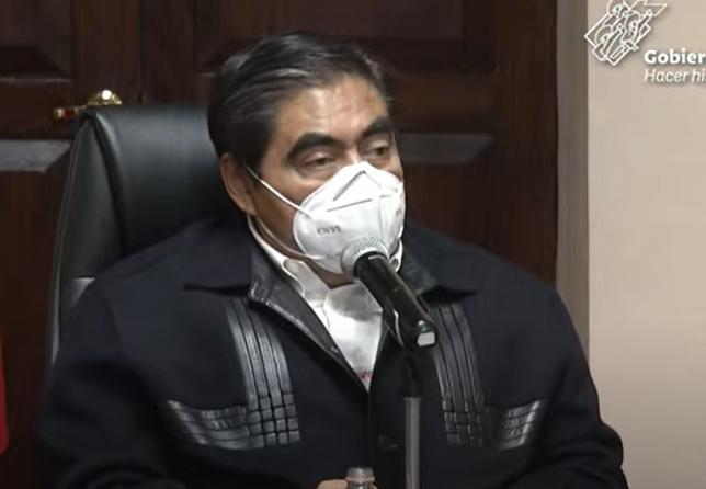 VIDEO Mueren otros 47 en Puebla por covid19