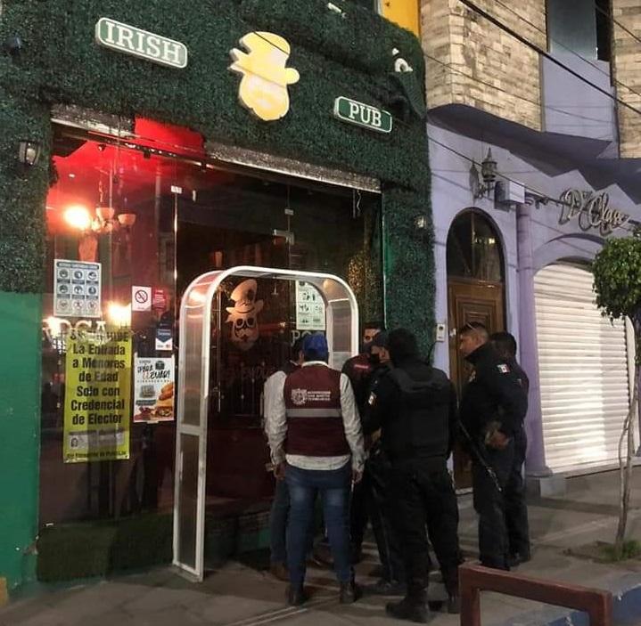 Bares en Texmelucan cambian de giro para poder operar
