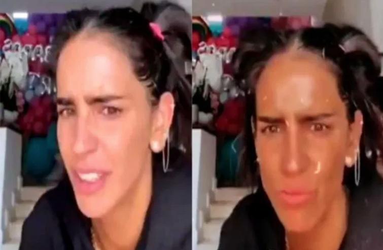 Horacio Villalobos habla de la poca inteligencia de Bárbara de Régil