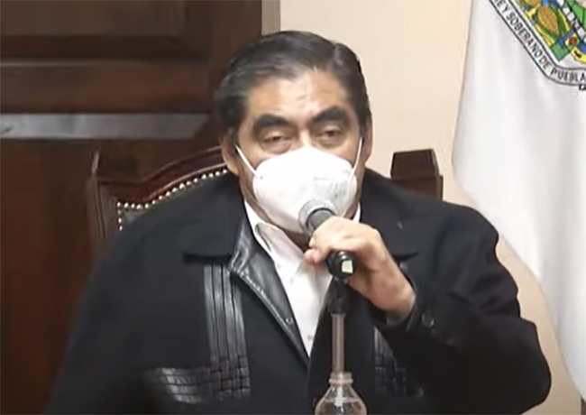 VIDEO Puebla registra 814 casos de Covid el fin de semana