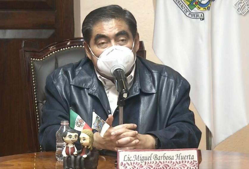 Covid no cede y Puebla registra 232 nuevos casos en 24 horas