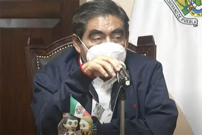 VIDEO Puebla registra 388 casos positivos de covid en fin de semana