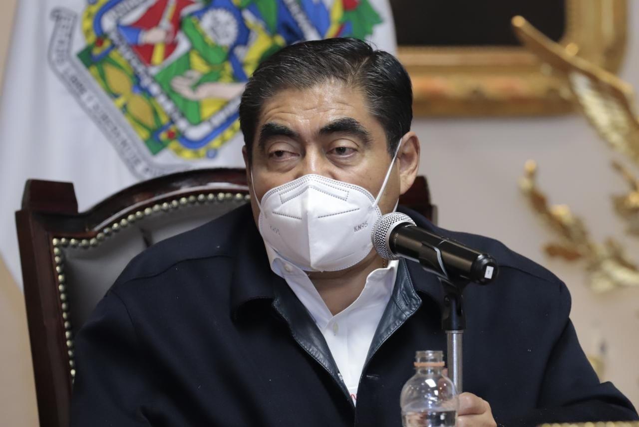 Ediles de Ajalpan y Tehuacán no serán exonerados: Barbosa