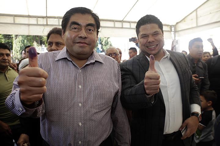 Confirma Barbosa que va por candidatura a gubernatura