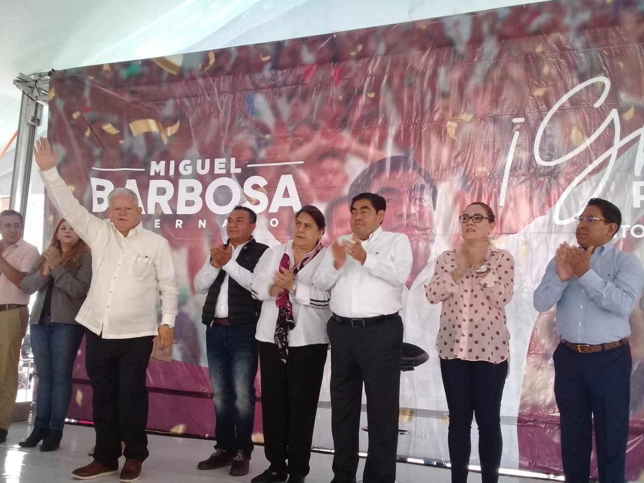 Barbosa descarta a Chidiac para la Secretaría de Finanzas