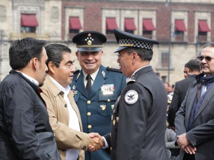 Guardia Nacional se desplegará en 9 polígonos de Puebla
