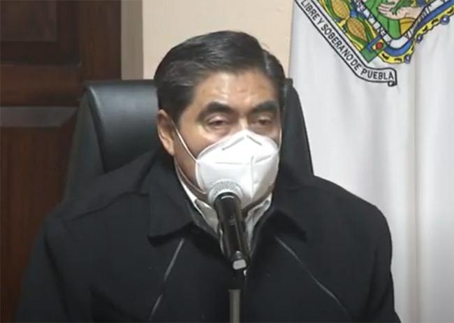 VIDEO Puebla suma 12 decesos por covid19 y se mantiene en naranja