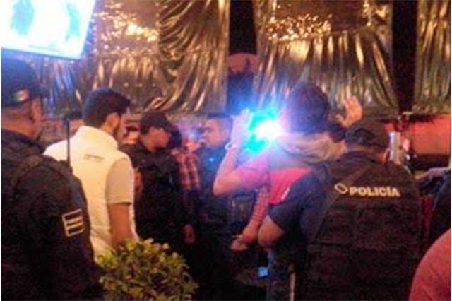Con operativos policiales, buscan evitar más ataques en bares de Tehuacán