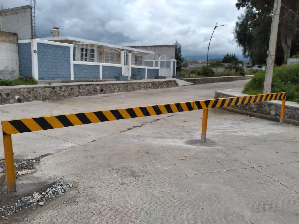 Cierre de Barranca San Cayetano genera polémica en Ciudad Serdán