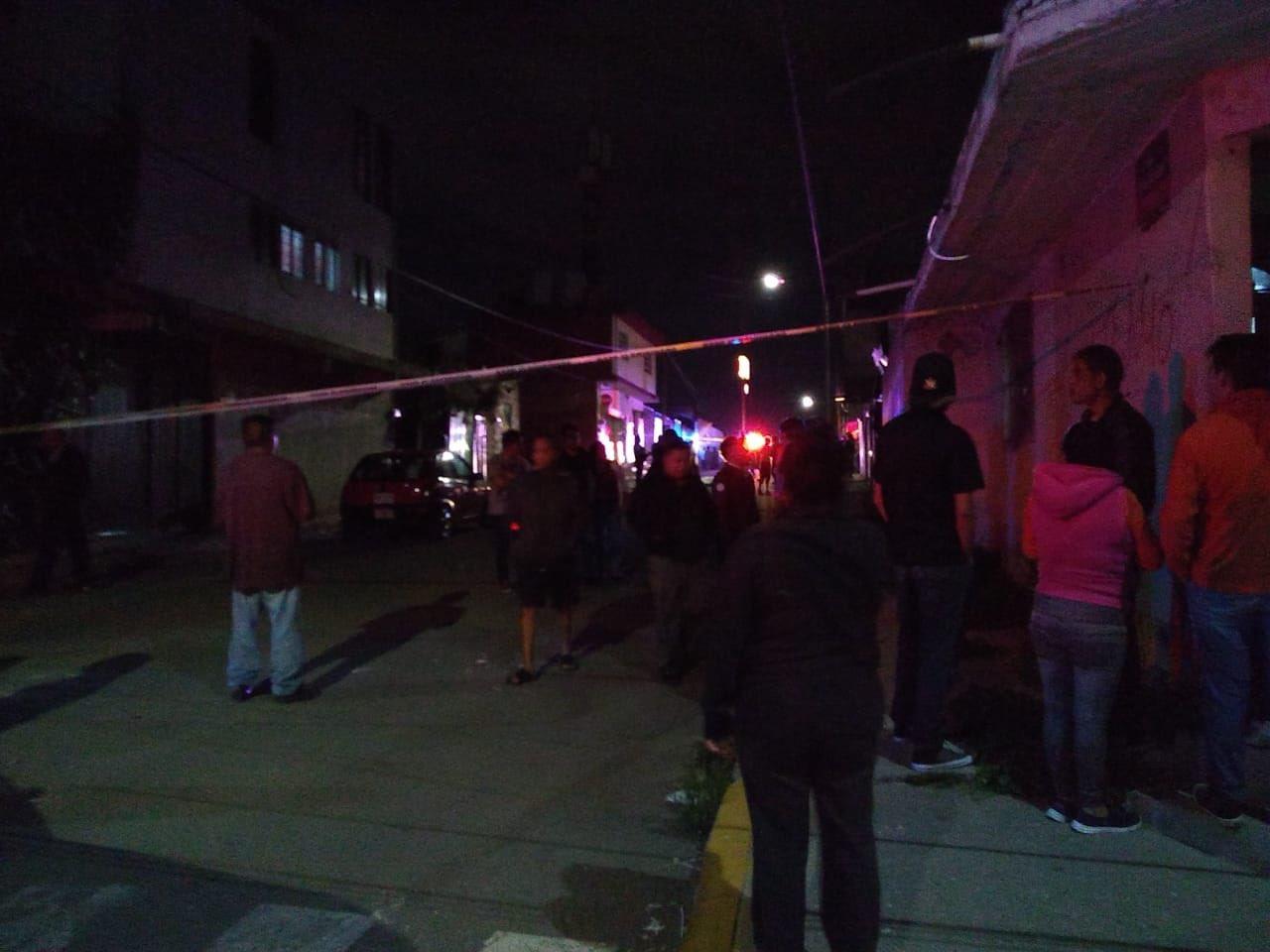 Balaceras en Puebla capital dejan un muerto estas fiestas patrias