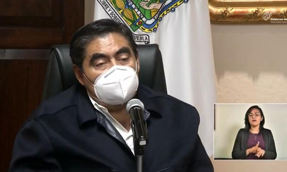 VIDEO Puebla se reactiva con mil 319 casos activos de Covid19